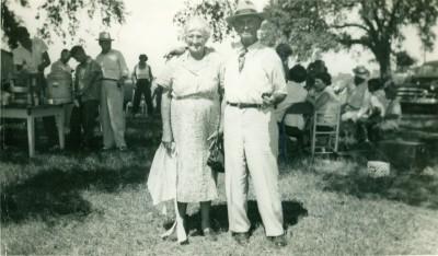 Louis & Marie Duplantis ca 1960